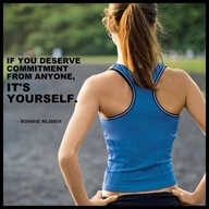 Committment from Yourself