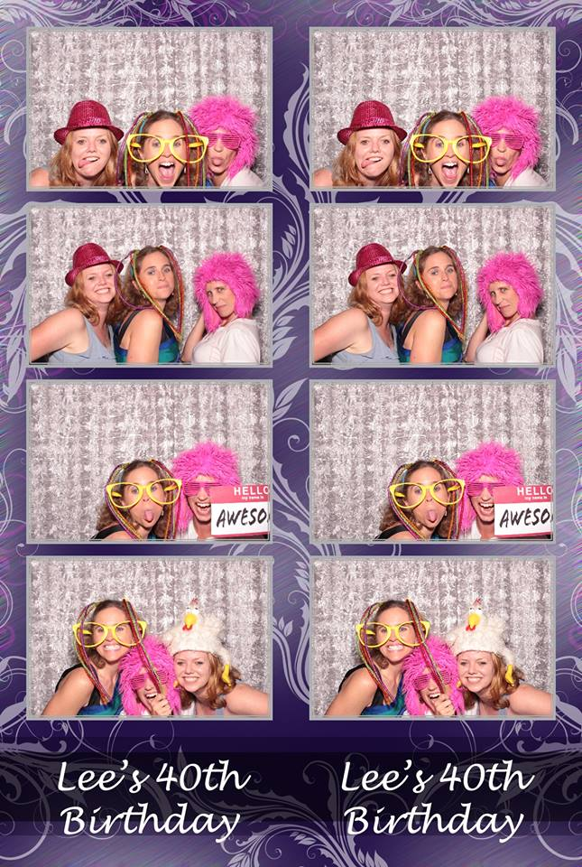 Photo Booth - Lee & Ro & Kelly