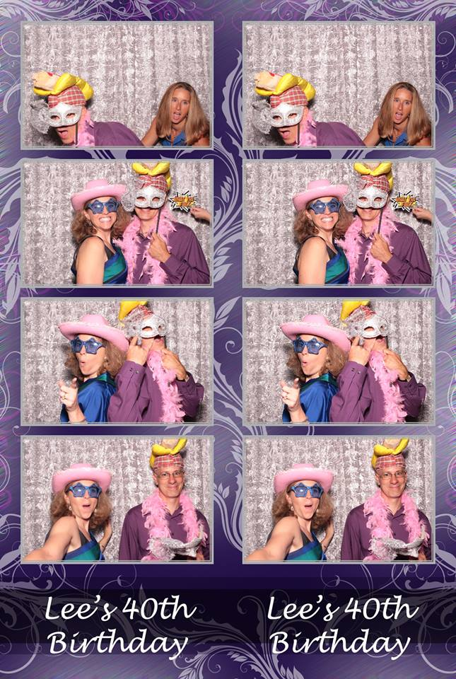 Photo Booth - Lee & Tony2