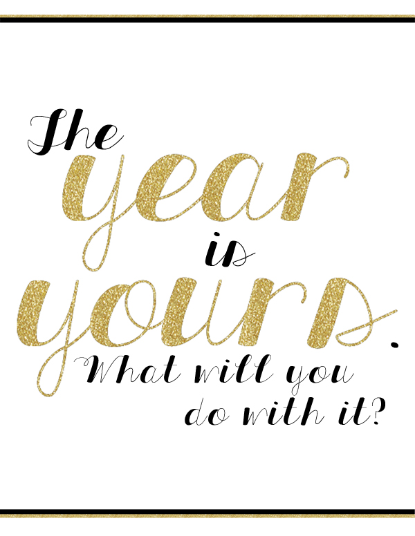 Year is Yours