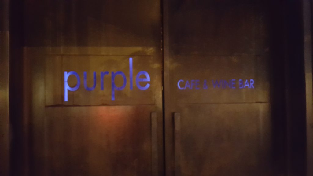 Purple Wine Bar